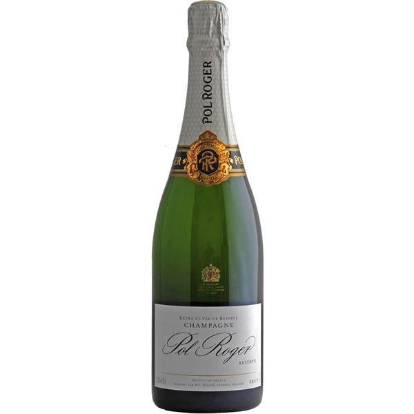Pol Roger Brut Reserve NV - Venus Wine & Spirit