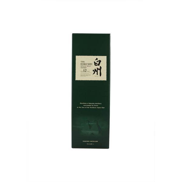 Hakushu 12yr Whisky - Venus Wine & Spirit