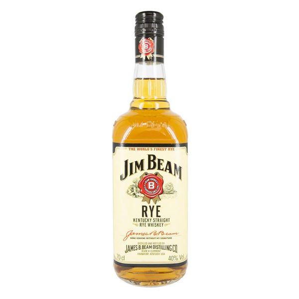 Jim Beam Rye Whisky - Venus Wine & Spirit