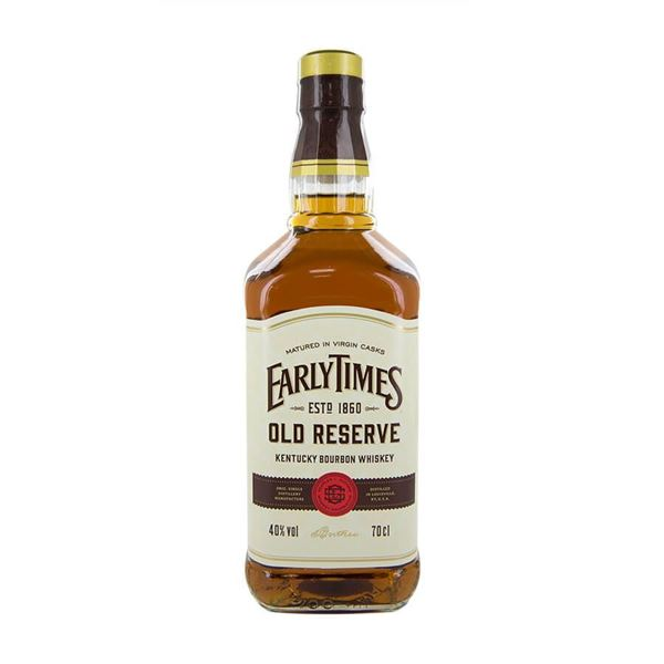 Early Times Old Reserve Bourbon Whisky - Venus Wine & Spirit