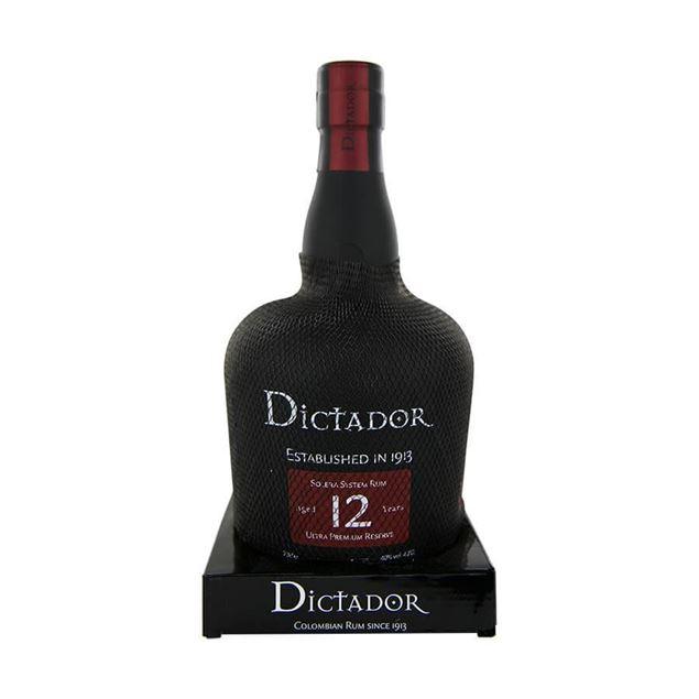 Dictador 12yr Rum - Venus Wine & Spirit