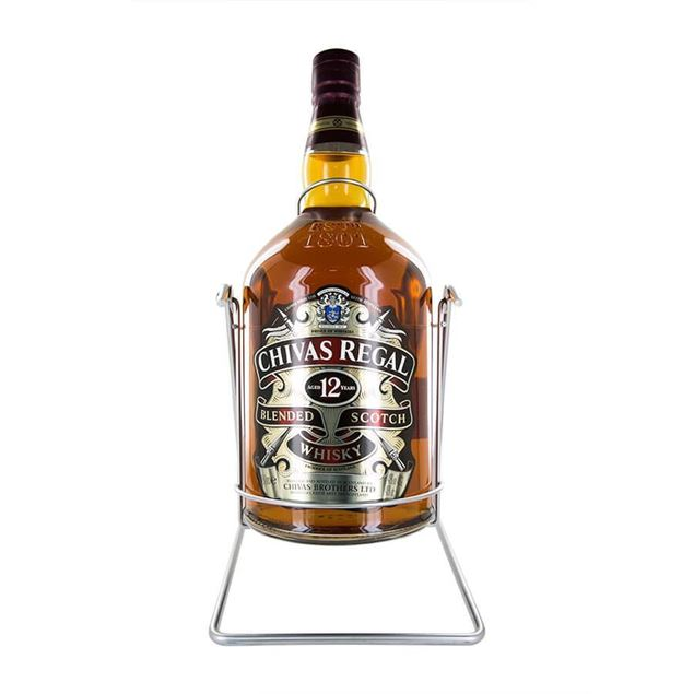 Chivas Regal 12yr Whisky- Venus Wine & Spirit