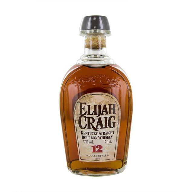 Elijah Craig 12yr - Venus Wine & Spirit