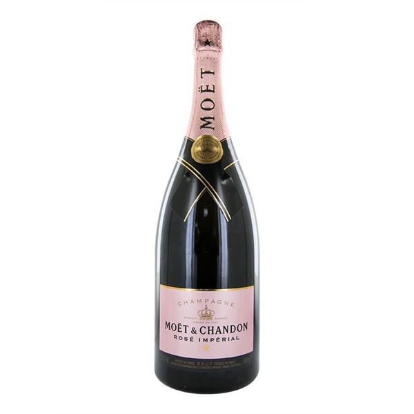 Moët & Chandon Brut Rosé NV - Venus Wine & Spirit