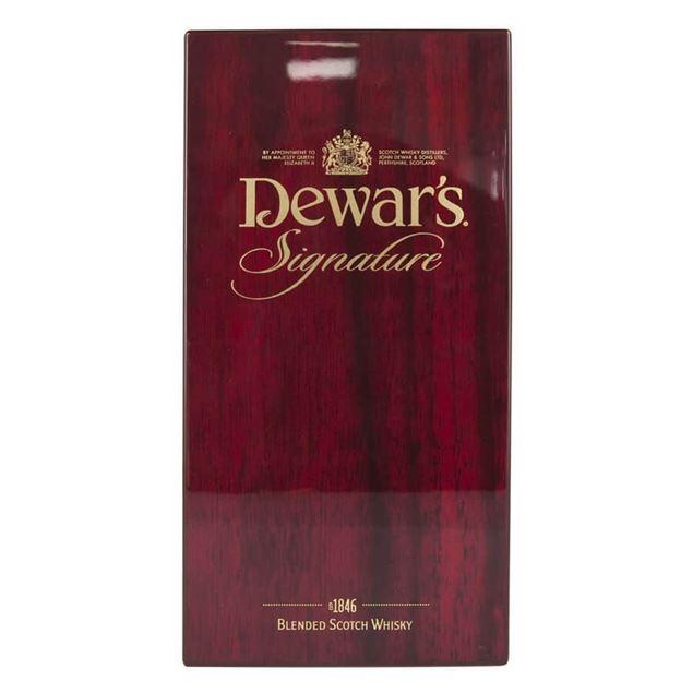 Dewar's Signature - Venus Wine & Spirit