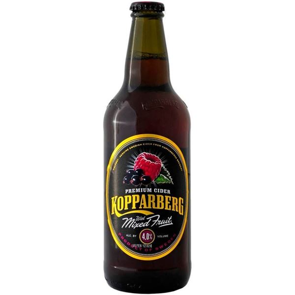 Kopparberg Mixed Fruit - Venus Wine & Spirit