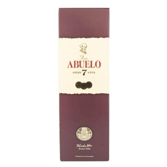 Abuelo 7yr Rum - Venus Wine & Spirit