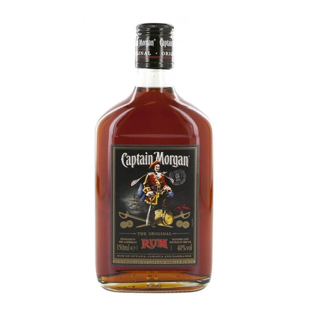 Captain Morgan Dark Rum - Venus Wine & Spirit