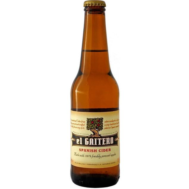 Picture of El Gaitero Cider
