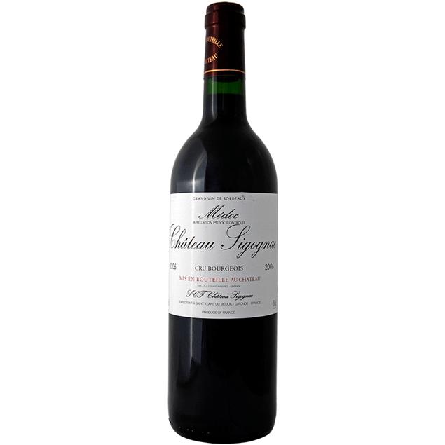 Médoc Château Sigognac - Venus Wine & Spirit