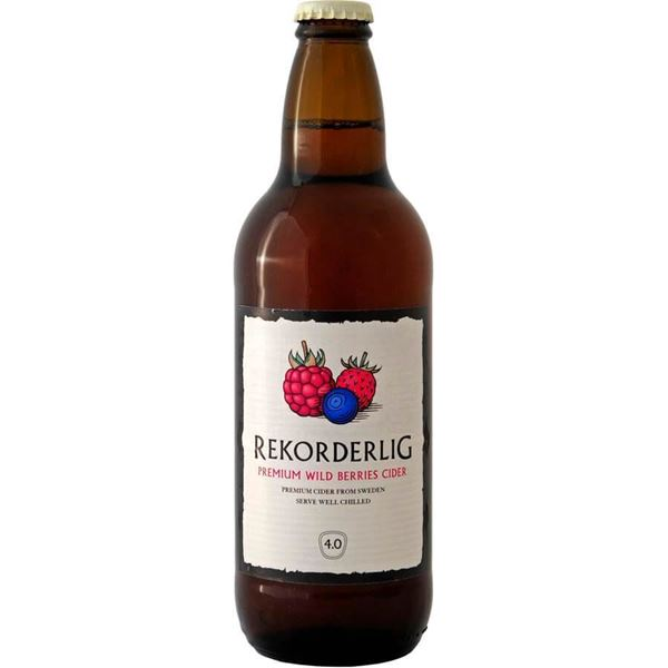 Rekorderlig Wild Berries - Venus Wine & Spirit