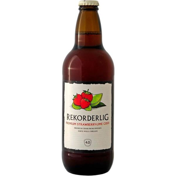 Rekorderlig Strawberry & Lime - Venus Wine & Spirit