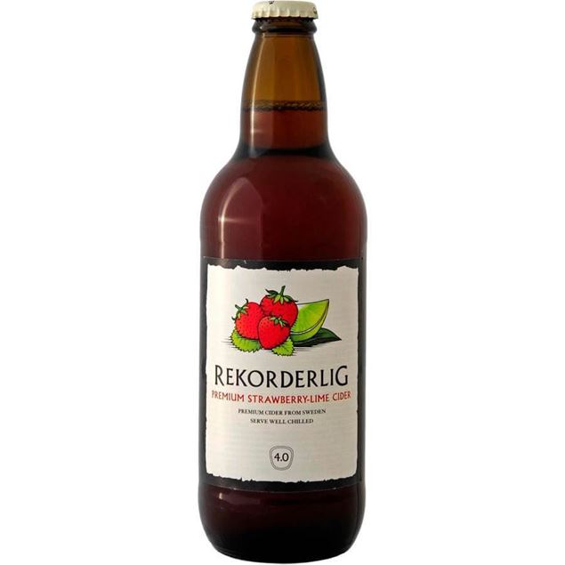 Picture of Rekorderlig Strawberry & Lime