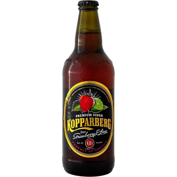 Picture of Kopparberg Strawberry & Lime