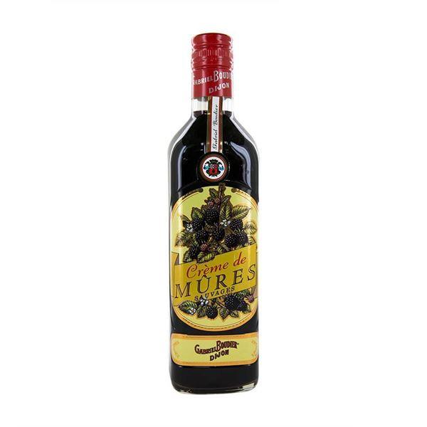 Gabriel Boudier Crème de Mure - Venus Wine & Spirit