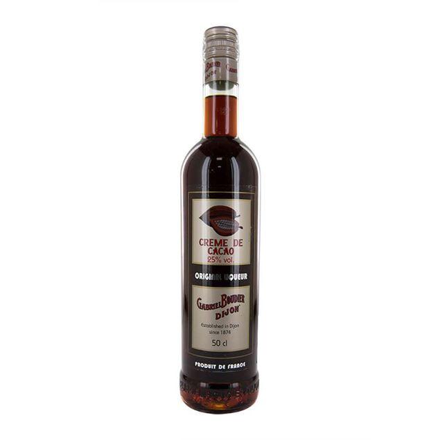 Gabriel Boudier Crème de Cacao Brown - Venus Wine & Spirit
