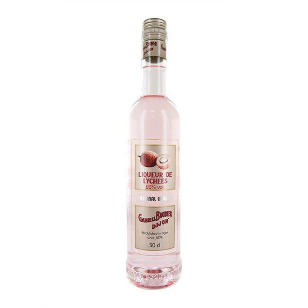 Gabriel Boudier Lychee Liqueur - Venus Wine & Spirit