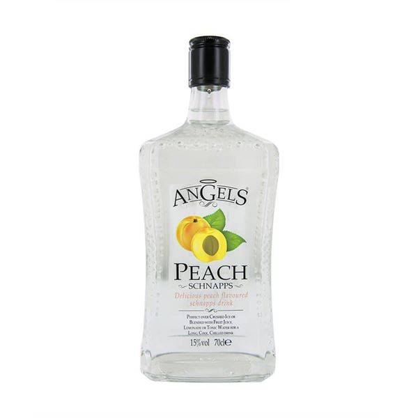 Angels Peach - Venus Wine & Spirit