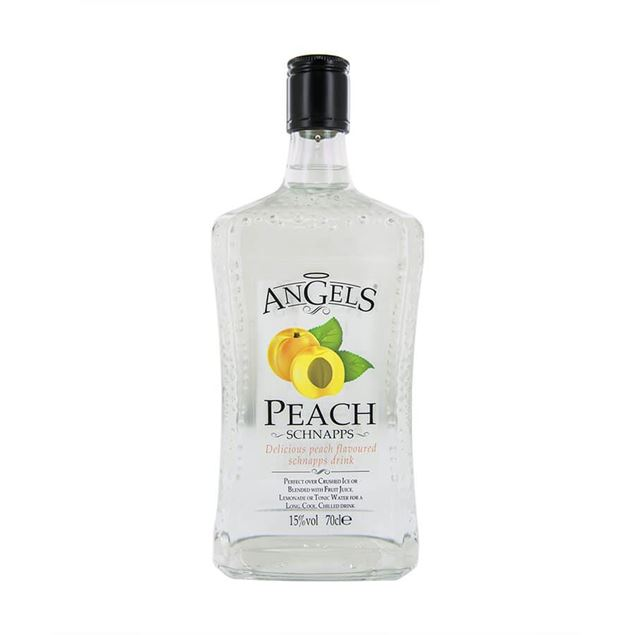 Angels Peach - Venus Wine & Spirit