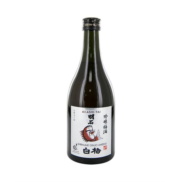 Picture of Akashi-Tai Shiraume Umeshu