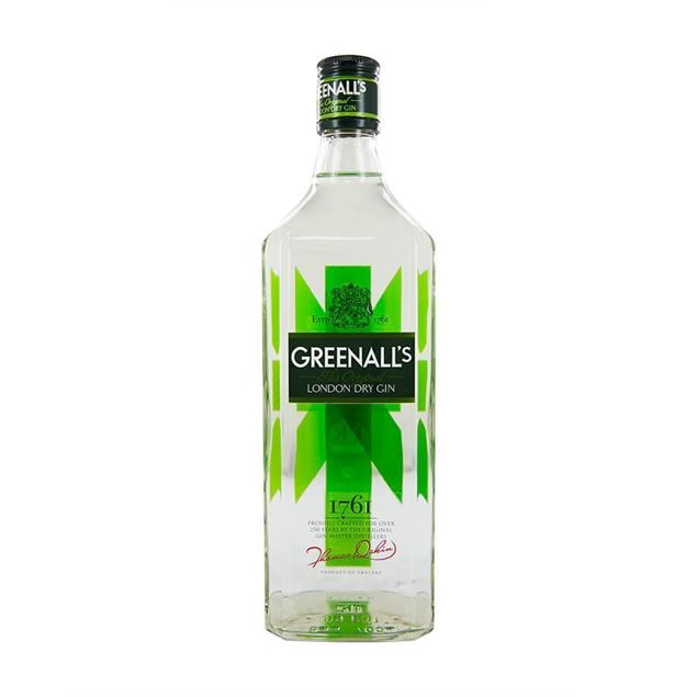 Greenall's London Dry - Venus Wine & Spirit