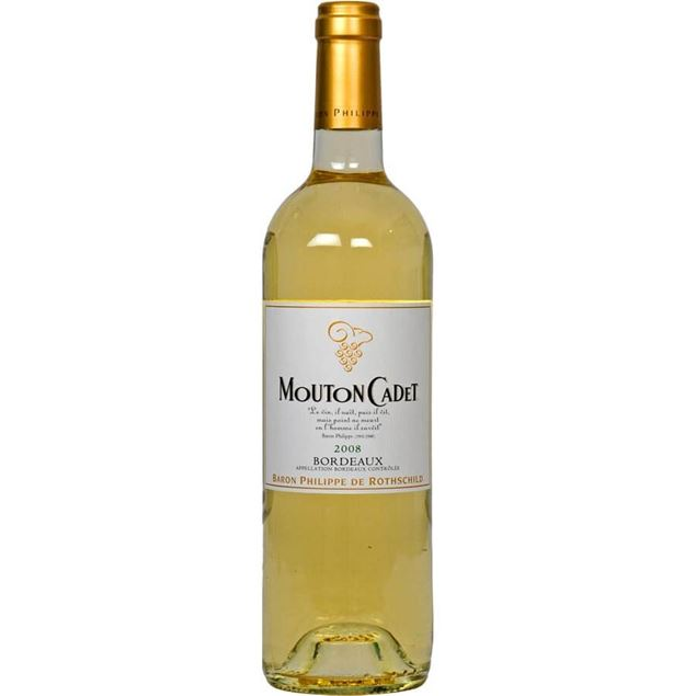 Picture of Mouton Cadet White