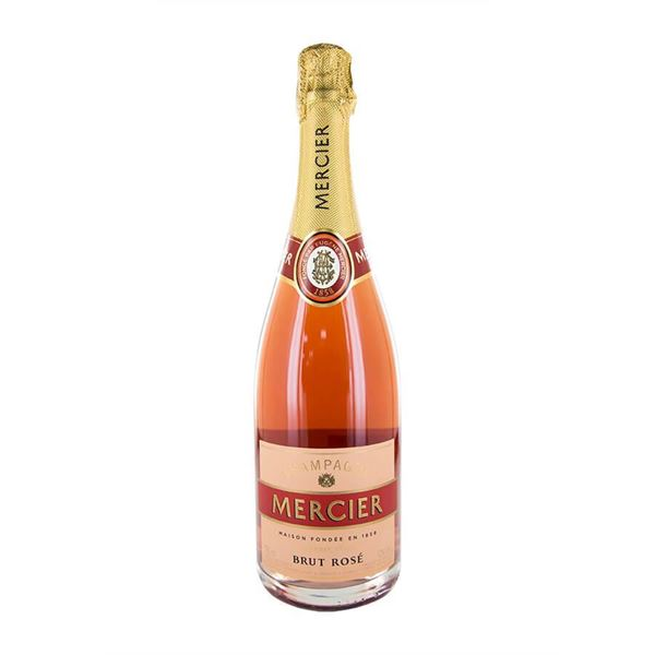 Mercier Brut Rosé NV - Venus Wine & Spirit