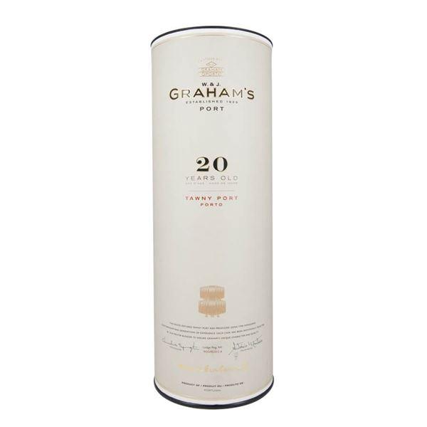 Grahams Port 20yr - Venus Wine & Spirit