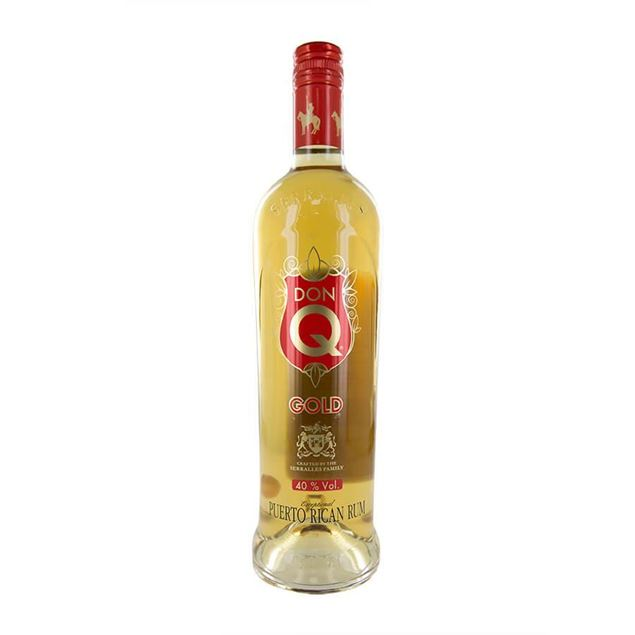 Picture of Don Q Gold Rum