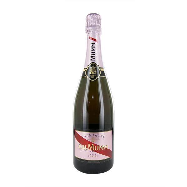 G.H. Mumm Cordon Rouge Brut Rosé NV - Venus Wine & Spirit