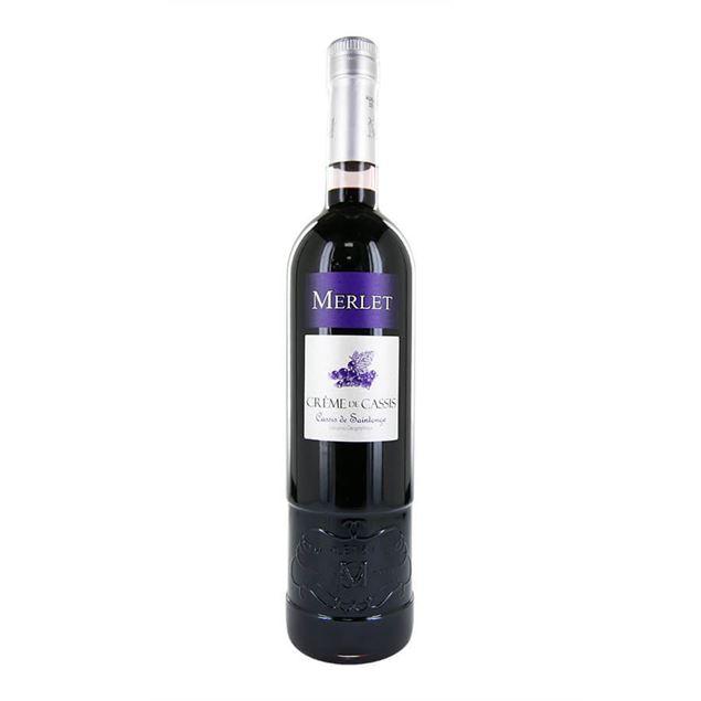 Merlet Crème de Cassis - Venus Wine & Spirit