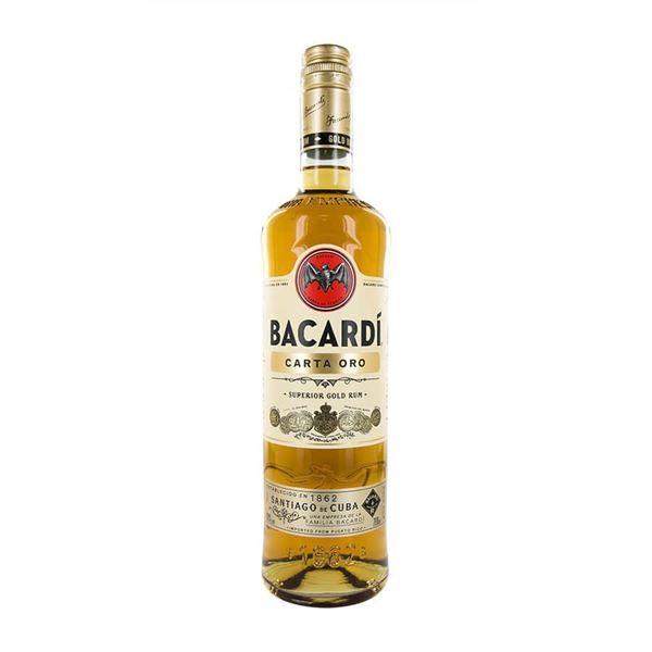 Bacardi Carta Oro  Rum - Venus Wine & Spirit