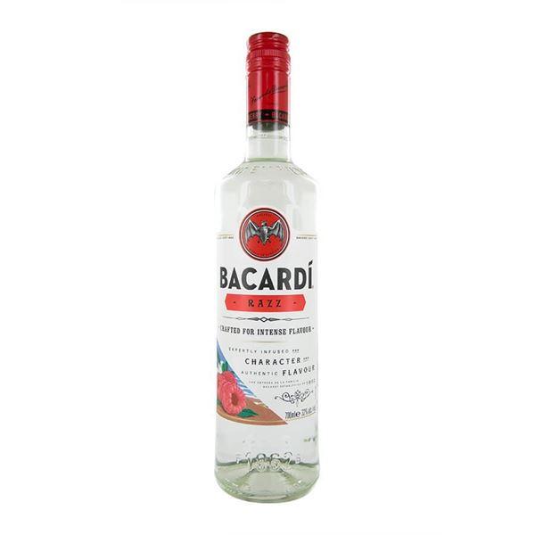 Bacardi Razz Rum - Venus Wine & Spirit