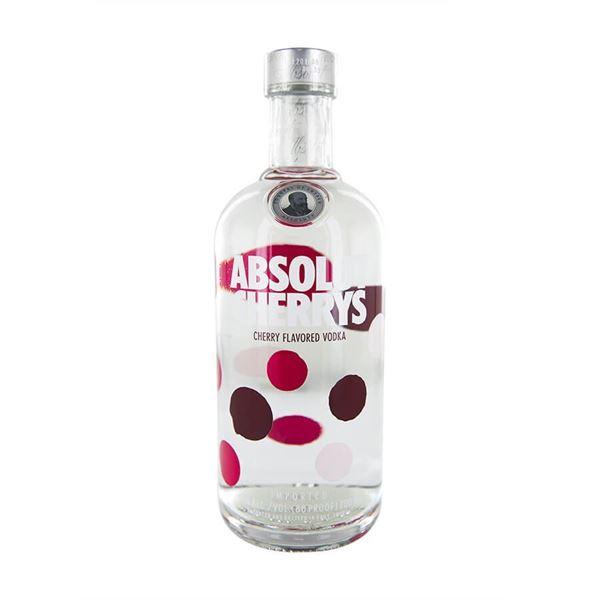 Absolut Cherry Vodka - Venus Wine & Spirit