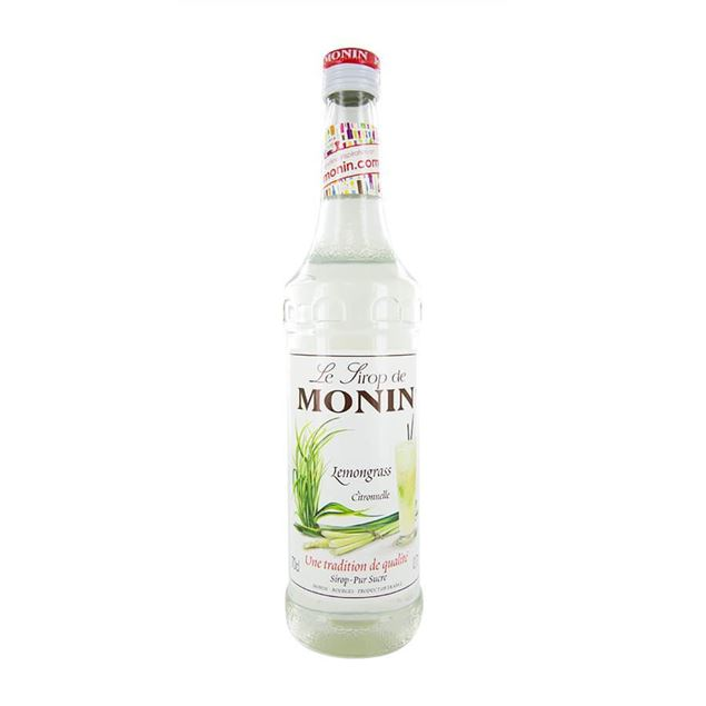 Monin Lemongrass - Venus Wine & Spirit
