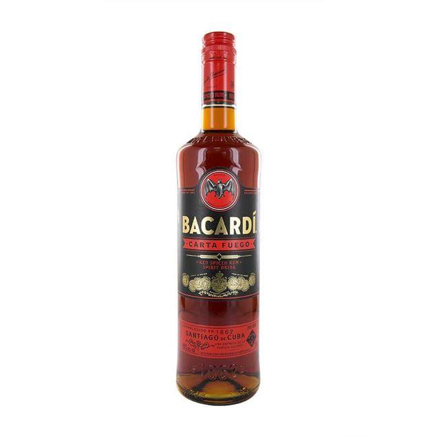 Bacardi Carta Fuego Rum - Venus Wine & Spirit