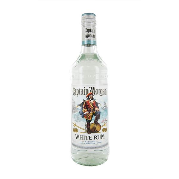 Captain Morgan White Rum - Venus Wine & Spirit