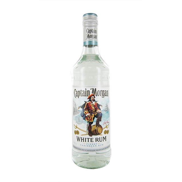 Captain Morgan White Rum - Venus Wine & Spirit