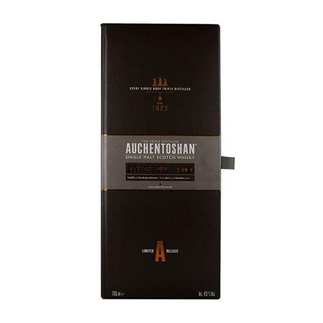 Auchentoshan 21yr Whisky - Venus Wine & Spirit