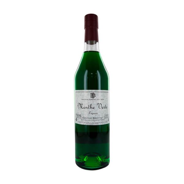 Briottet Green Menthe - Venus Wine & Spirit