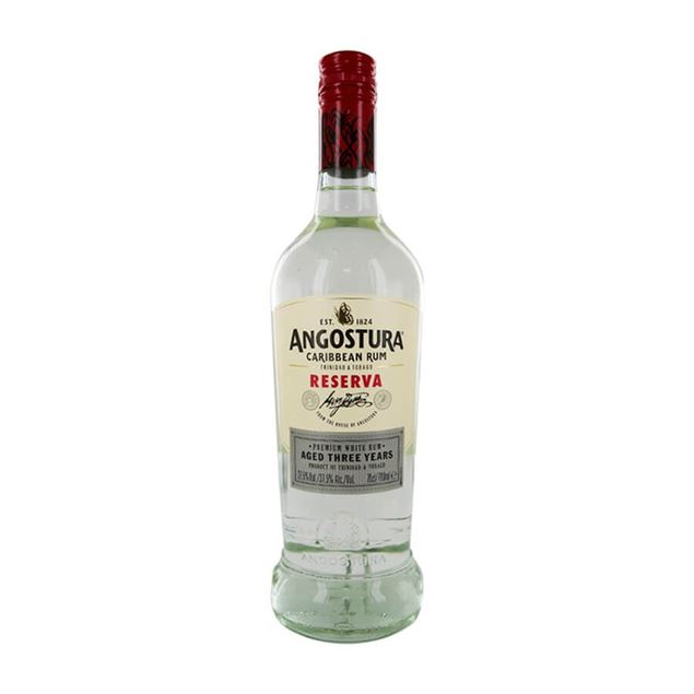 Angostura 3yr White Reserva - Venus Wine & Spirit