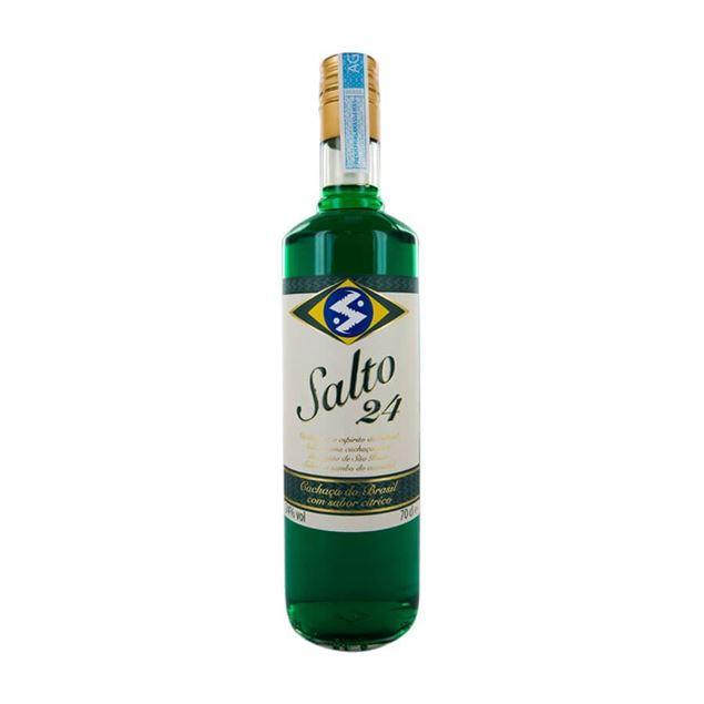 Salto Lime Cachaça - Venus Wine & Spirit