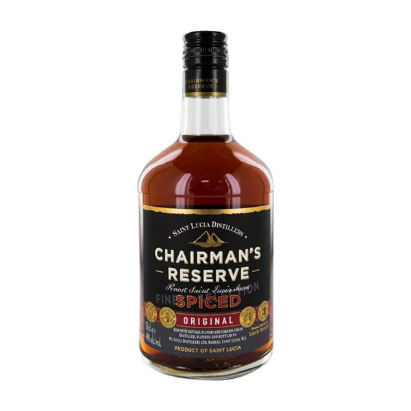 Chairman's Spiced Rum - Venus Wine & Spirit