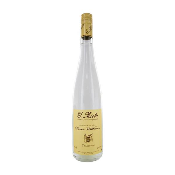 Eau de Vie Poire William Miclo - Venus Wine & Spirit