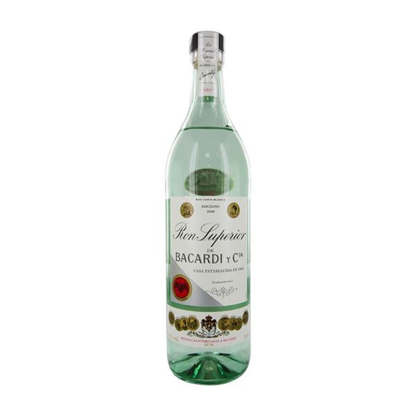 Bacardi Grand Reserve Blanca Rum - Venus Wine & Spirit