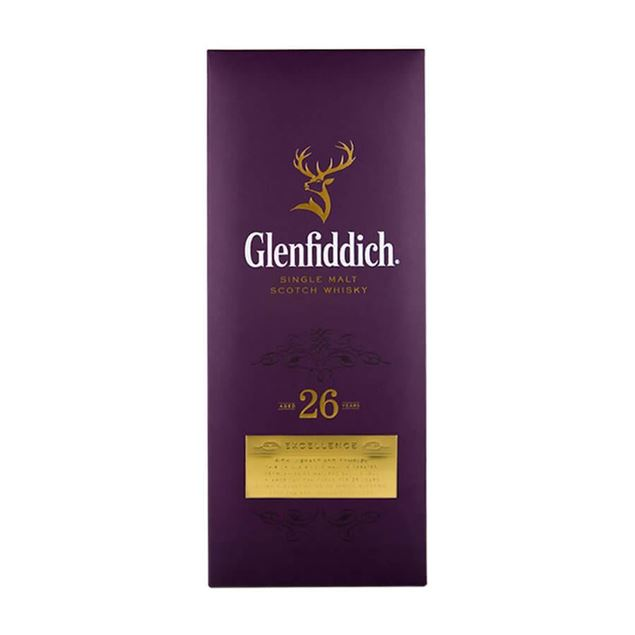 Glenfiddich 26yr Whisky - Venus Wine & Spirit