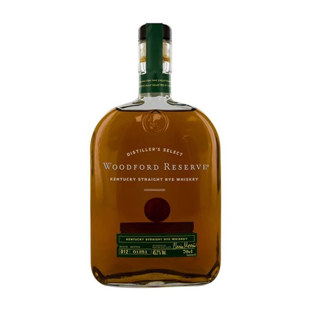 Woodford Reserve Rye Whisky - Venus Wine & Spirit