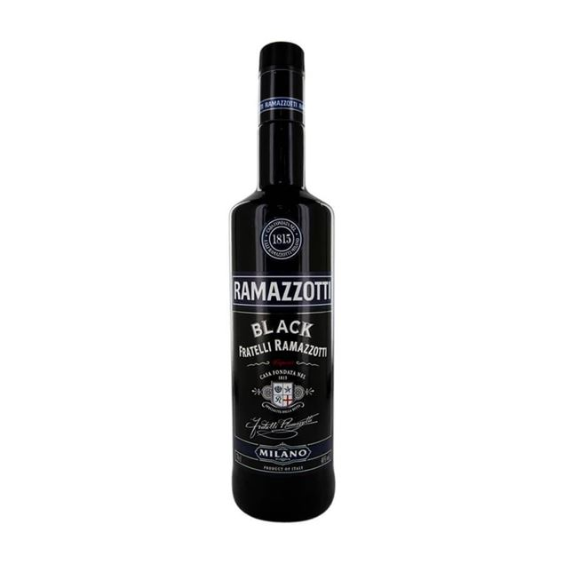 Sambuca Ramazotti Black - Venus Wine & Spirit
