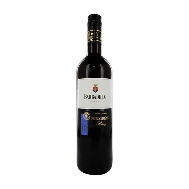 Barbadillo Pedro Ximenez Sherry - Venus Wine & Spirit