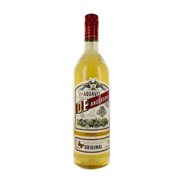 Op Anderson Aquavit - Venus Wine & Spirit